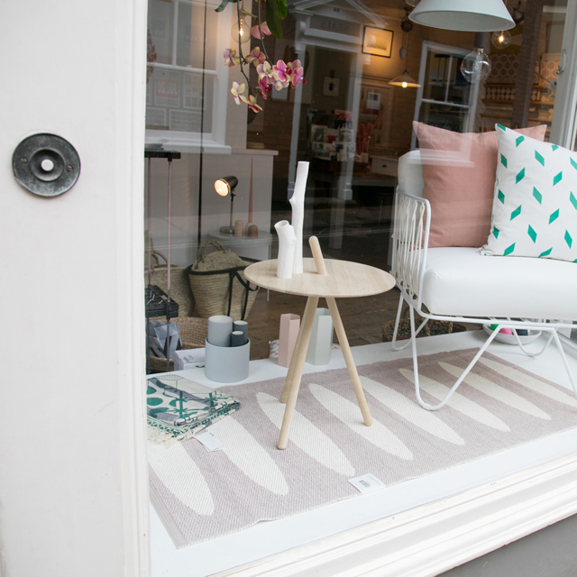 Products by Swedish design company Pappelina sold at Vanil, Woodbridge.